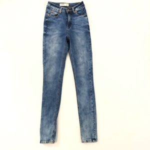 Cotton On High Rise Skinny Jeans